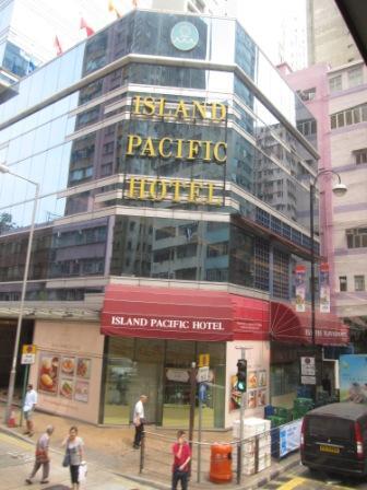 Hong Kong Island Hotel