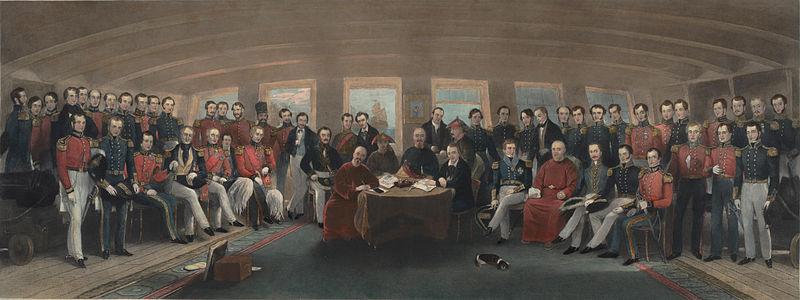 hong kong istory 1842-1898