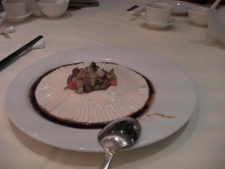 Hong Kong vegetarian restaurant food