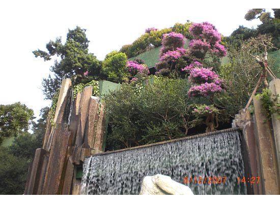 Nan Lian Garden Waterfal