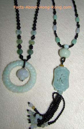 Hong Kong Real Jewelry Ping Jade