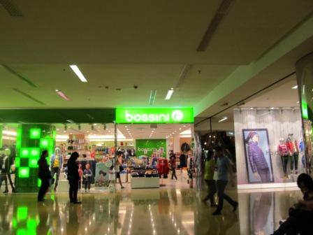 Bossini, a Hong Kong brand fashion store with super quality and great price