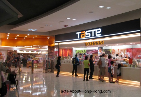Getting more and more convenient, you can get takeaway from Hong Kong supermarket and serve dinner right away.