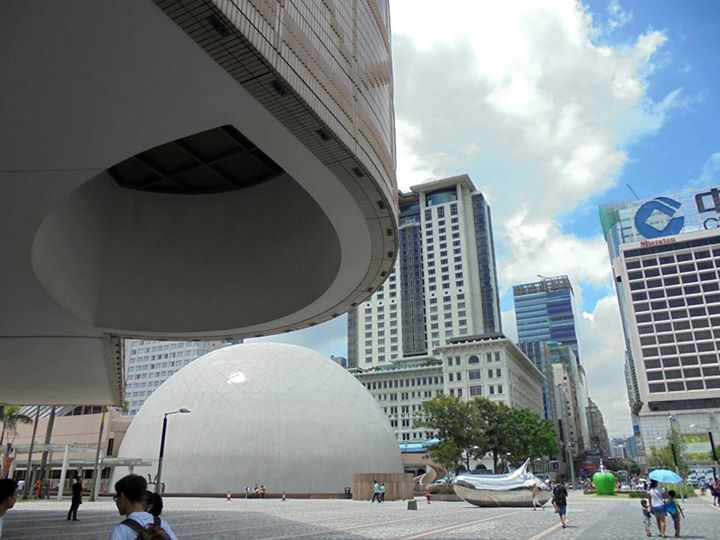 Hong Kong Space Museum surrounded by many Tsim Sha Tsui attractions