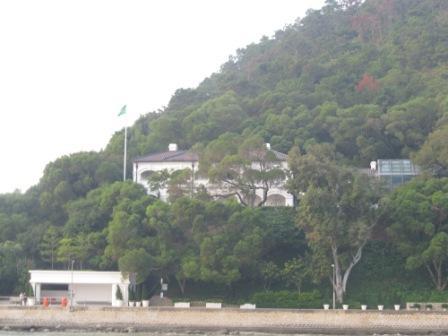 Outlook of the Tai O Hotel