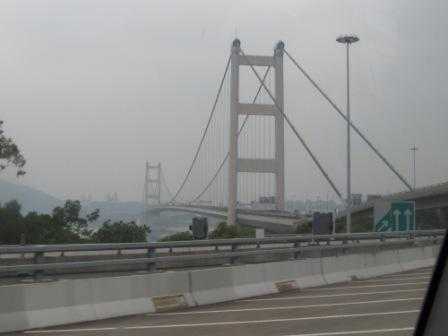 Tsing Ma Bridge - One of the World's Longest Suspension Bridge