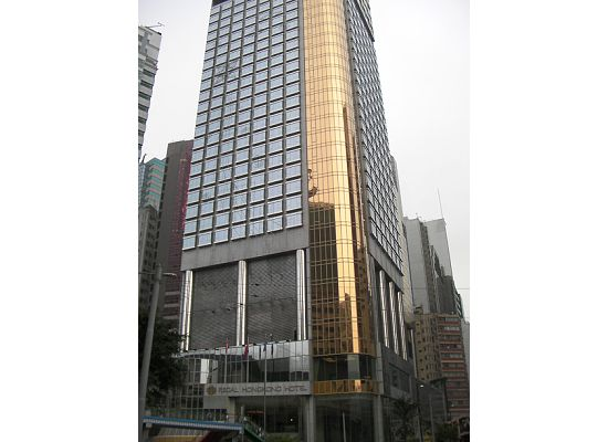 Regal Hong Kong Hotel, Causeway Bay