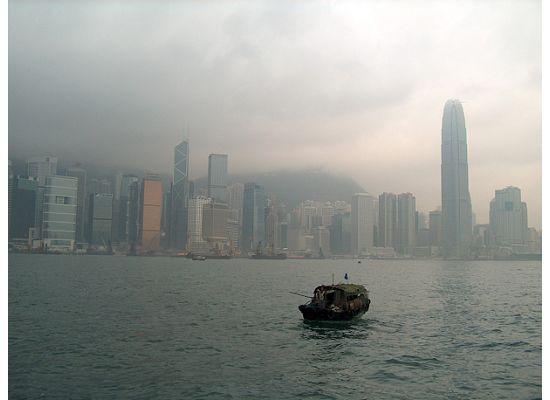 Hong Kong Sanpan