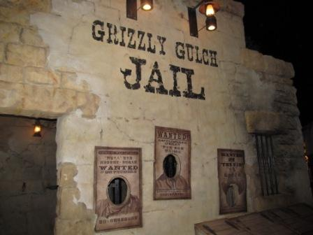 Another attraction in the Grizzly Gulch