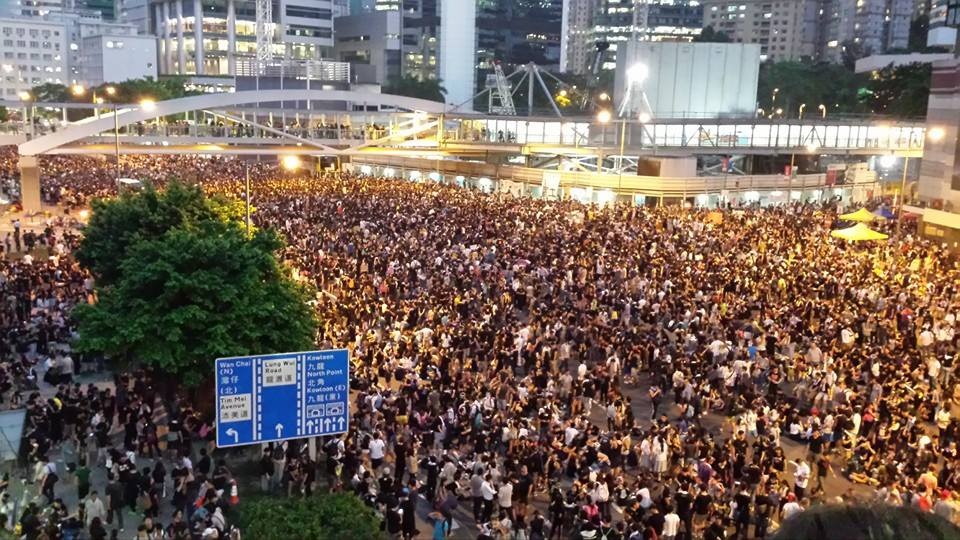 Hong Kong Umbrella Movement