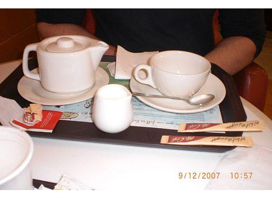 Hong Kong Western Franchised Restaurant, McCafe
