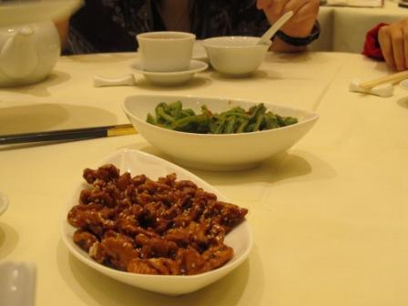 Hong Kong Cantonese food appetizer