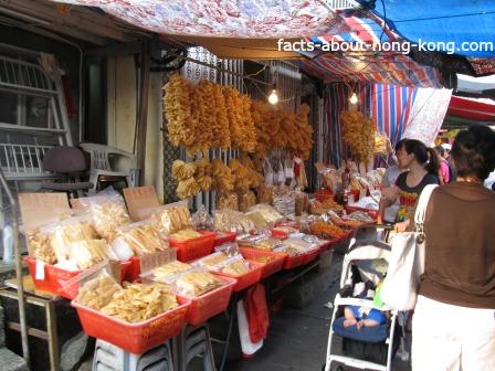 Hong Kong Dried Seafood