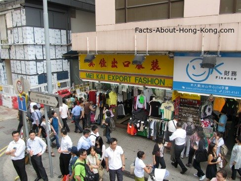 Fashion and clothing can be very cheap living in Hong Kong.  Best of all, you still can be in front of the trend.
