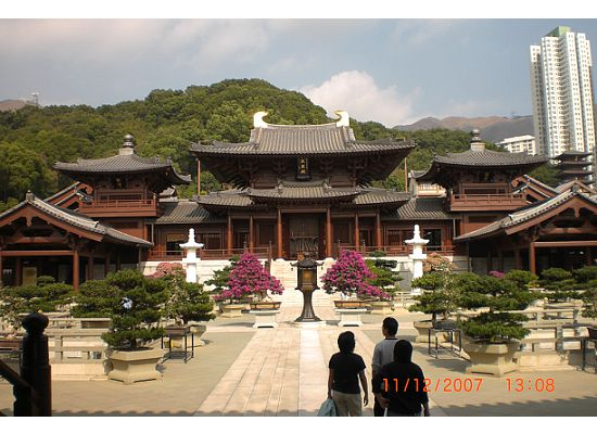 Hong Kong Tour of Chi Lin Nunnery