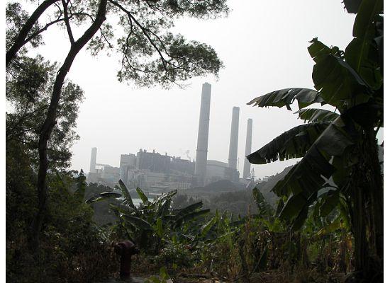 Hong Kong Lamma Island Power Plan
