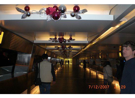 Hong Kong Christmas in Central, HK Islan